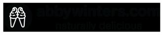 abbywinters.com logo roundel black